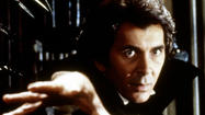 The smoldering temptation: Frank Langella in Dracula