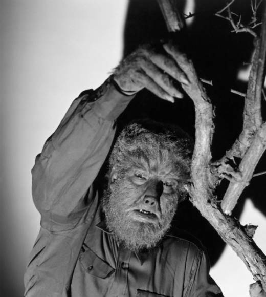 The original film werewolf was a tragic figure -- a good man doomed to transform into a ravenous beast and attack those he loves. But while the man beneath the fur is lovable, the beast itself is all terror.