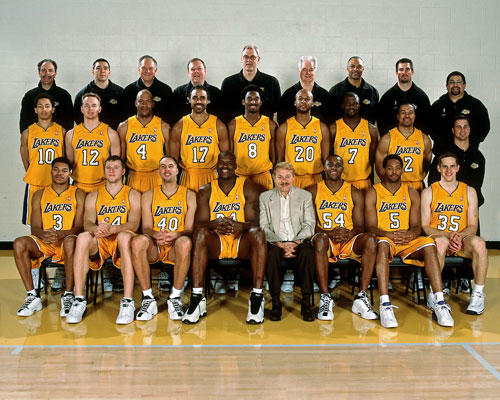 "<b>2000-01 Lakers</b><br> <br> <u>56-26, First in Pacific Division</u><br> <br> Defeated <a class=""taxInlineTagLink"" id="" ORSPT000210"" title=""Philadelphia 7"