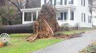 Harford weathers storm Sandy, but high water concerns, power outages remain