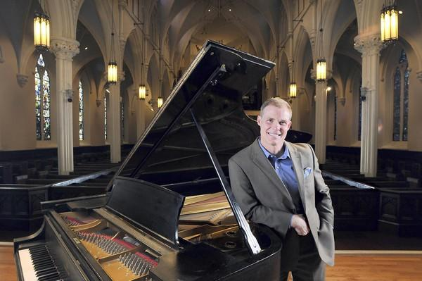 Steve Mitchell is the minister of music and arts at Asylum Hill Congregational Church in Hartford. He will be performing pop and cabaret numbers at the Music @Japanalia Series on Nov. 10.