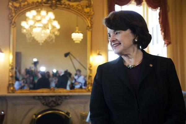 Sen. Dianne Feinstein, if reelected, would be 85 at the conclusion of an additional term.