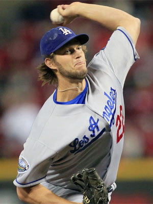 Clayton Kershaw is the ace of the Dodgers' rotation. Everything after that, however, is not so clear cut.