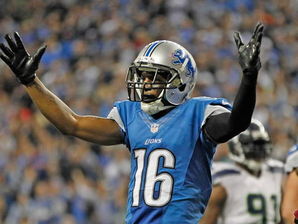 I went out on a limb last week and said Ryan Broyles would be the higher upside guy for the Lions after Nate Burleson went out for the year. While he rewarded all of us with a big TD, it was Young (Sr.) who had the bigger day. I will revise my position and say I'm bullish on both guys. Matt Stafford is looking better each week, and I think both will get plenty of looks going forward. <br><b>Last week:</b> 9 receptions, 100 yards, 2 TDs<br><b>This week:</b> @Jaguars