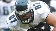 Brent Celek, TE, Eagles