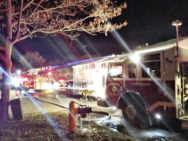 Edgewood fatal fire