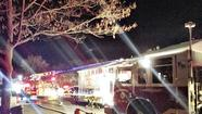 Boy, 5, dies in Edgewood townhouse fire