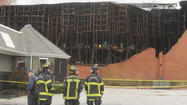 Cockeysville distillery collapse closes portion of York Road