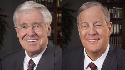 Billionaire Koch Brothers Test the Legal Limits With Anti-Obama Letters