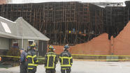 Cockeysville distillery collapse [Pictures]