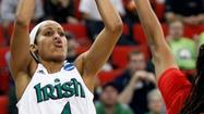 ND's Diggins unanimous preseason AP All-American