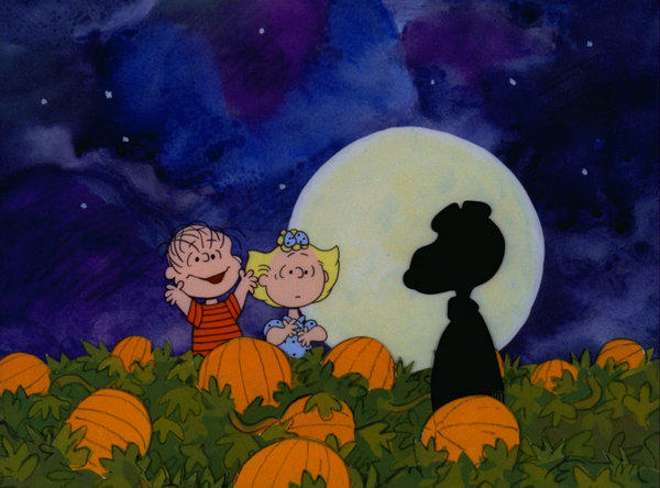 "The Peanuts gang celebrates Halloween with ""It's the Great Pumpkin, Charlie Brown"" at 8 p.m. on ABC."