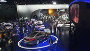 L.A. Auto Show to feature technology showcase