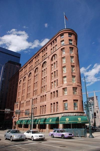 The Brown Palace Hotel was born in 1892 and has welcomed every U.S. president since Teddy Roosevelt, except Calvin Coolidge.