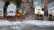 Aerial Pictures Of Hurricane Sandy Damage Along Connecticut Shoreline