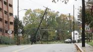 Superstorm Sandy hits Bel Air [Pictures]