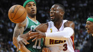 Photos: Heat - Celtics
