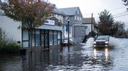 Video reports on Hurricane Sandy