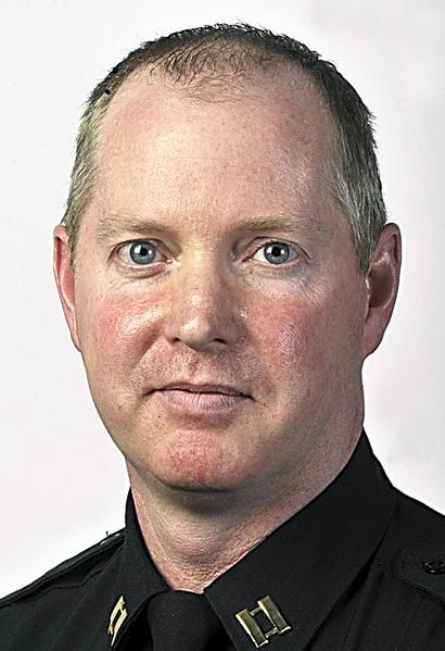 Capt. Mark Holtzman