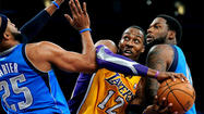 Photos: Lakers vs. Mavericks