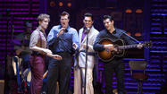 Theater review: 'Million Dollar Quartet' from Florida Theatrical Association