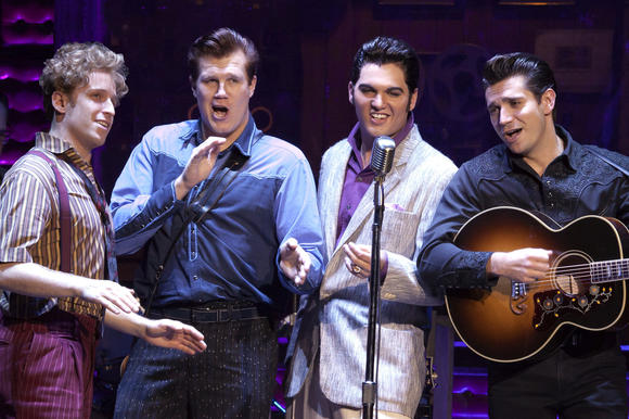Picture: 'Million Dollar Quartet'