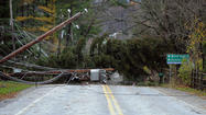 The local impact of Hurricane Sandy became more catastrophic for the Lehigh Valley with the deaths of two more people, bringing the region's death toll to four as of Wednesday morning.
