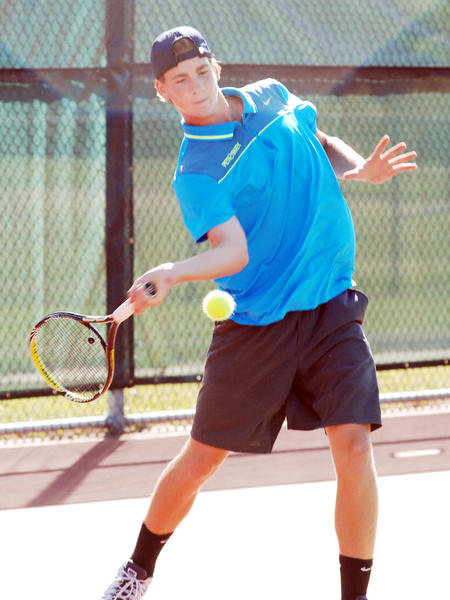 Petoskey senior No. 1 tennis player Zach Phillips was named to the MHSTCA Division III All State first-team for a third consecutive year. Phillips finished his career at Petoskey with 115 career wins, good for second all-time on the school's list.