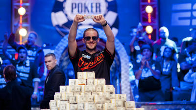 Updated: Joker's wild, 11-hour World Series of Poker finale