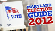Maryland Election Guide 2012