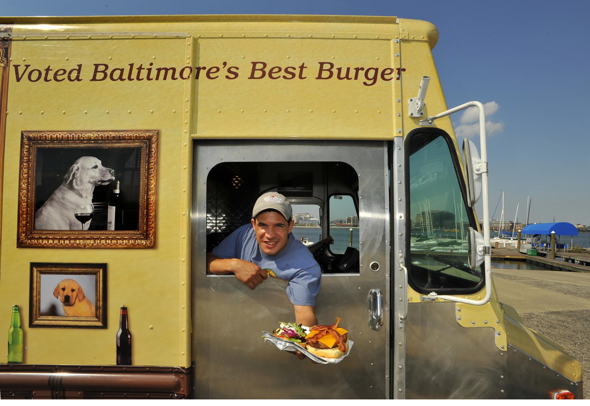 Gypsy Diner Food Truck