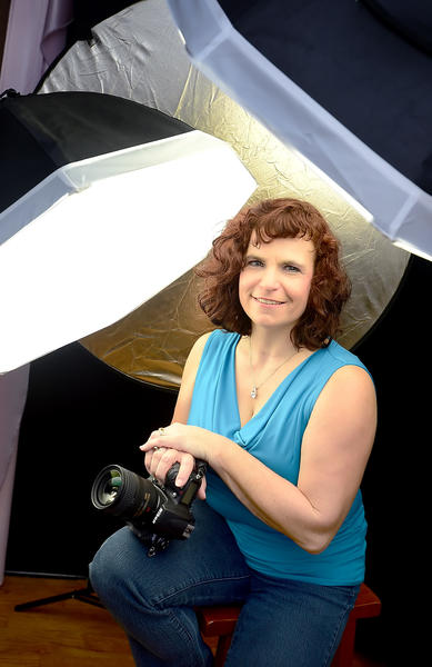 Monika Wertman runs Wertman Photography out of her Hagerstown home.