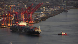 Survey: Air pollution from Puget Sound ports declining