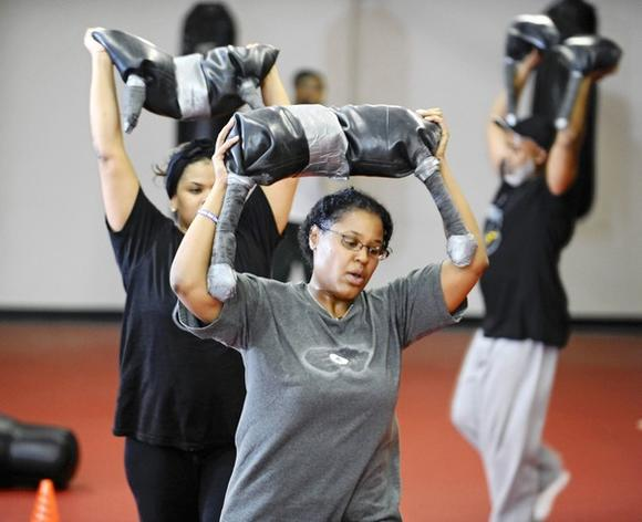 Soldierfit boot camp