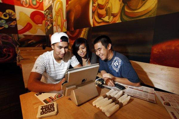Consumers want restaurants to use more technology