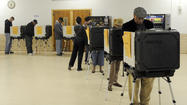 Early voting resumes at record pace