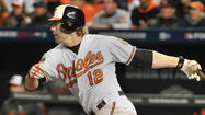 First baseman Mark Reynolds, an integral part of the Orioles' best season in 15 years, said he wasn't surprised that the team declined its $11 million option on him for 2013, but he made it clear that he still wants to remain in Baltimore.