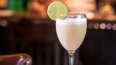 Peruvian pleaser: Local bars are serving pisco, a traditional Peruvian drink, to this native's surprise.