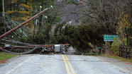 The Lehigh Valley impact of Hurricane Sandy intensified Wednesday with the reports of two more storm-related deaths.