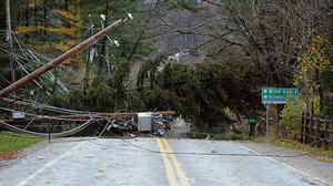 Hurricane brings 3 more deaths to Lehigh Valley; 41,000 regain power in 1 day; 160,000 still in dark