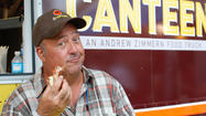 Andrew Zimmern's food truck arrives Nov. 5