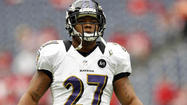 Ray Rice admires Browns rookie Trent Richardson