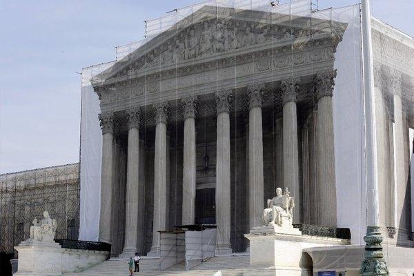 The Supreme Court heard arguments this week on whether activists and journalists can challenge a U.S. government wiretapping program.