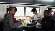 "Checkmate. ""Brooklyn Castle,"" a marvelous documentary by Katie Dellamaggiore, turns a sympathetic camera eye on one of the richest subjects imaginable: the nationally recognized chess team of Intermediate School 318 in Williamsburg, Brooklyn, a multiethnic wonder of individual talents and specific, personal stories."