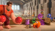 'Wreck-It Ralph': Fun runs out of quarters ★★ 1/2