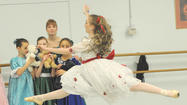 Being Clara in 'The Nutcracker' [Pictures]