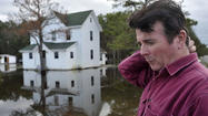 Hurricane percentage deductibles don't apply to damage from Sandy in Md.