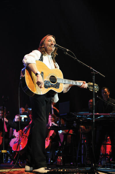 Roger Hodgson of Supertramp will sing the greatest hits of the band Friday, Nov. 9, at the H. Ric Luhrs Performing Arts Center at Shippensburg University.