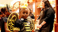 Trick-or-treat at Towson Town Center [Pictures]