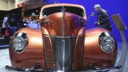 SEMA: 1940 Ford coupe drives 16,000 miles en route to Las Vegas